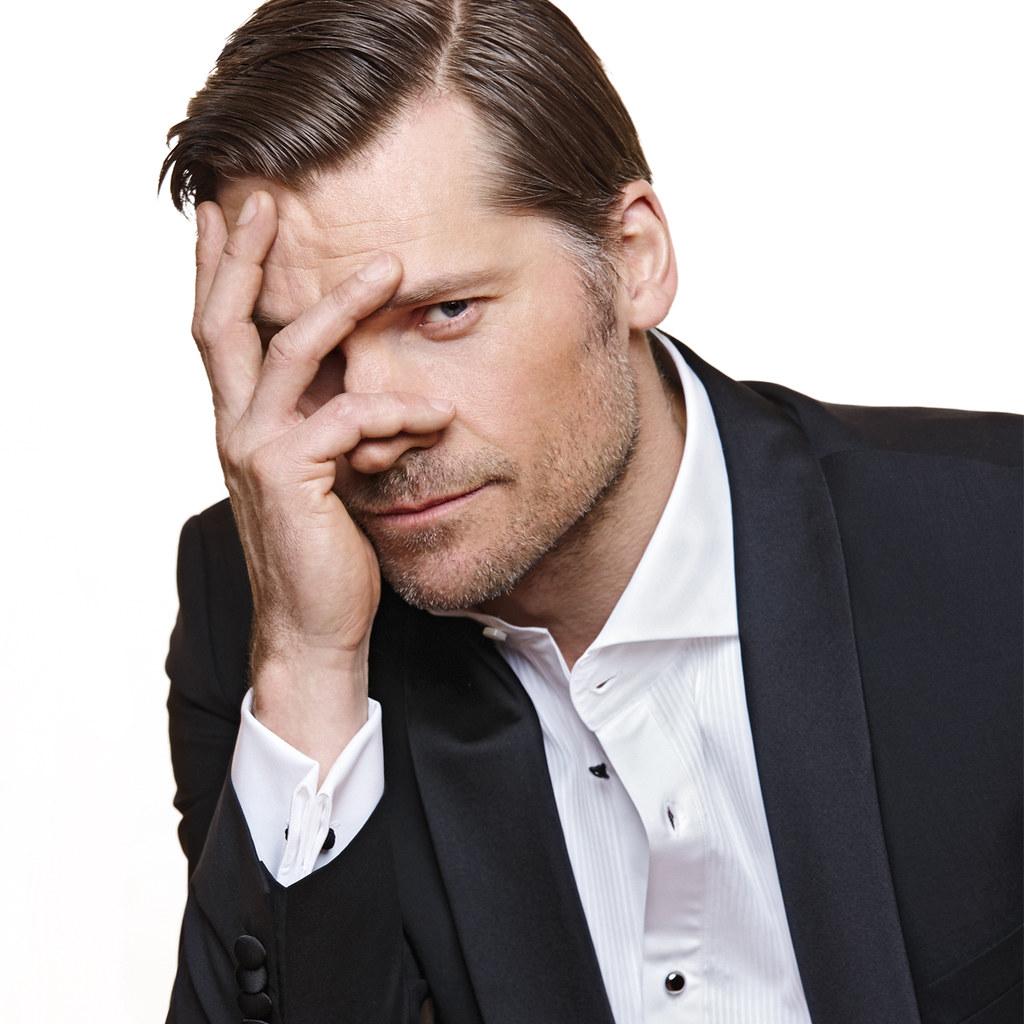 Николай Костер-Вальдау — Фотосессия для «Harper's Bazaar» DE 2015 – 5