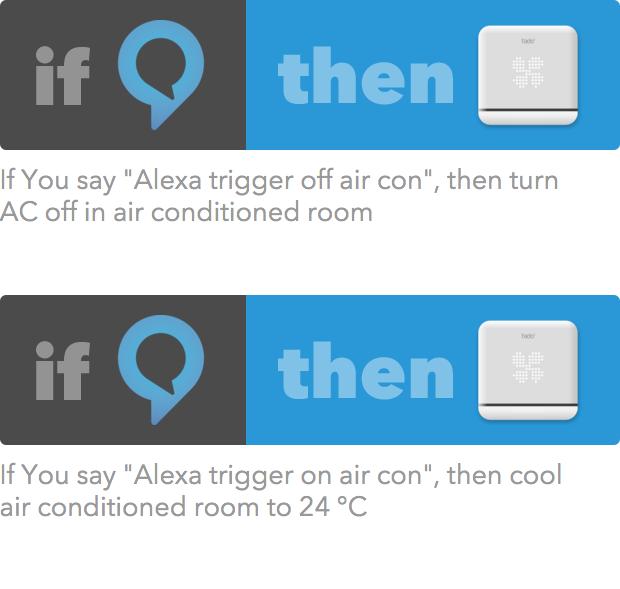 tado Smart AC Control - IFTTT