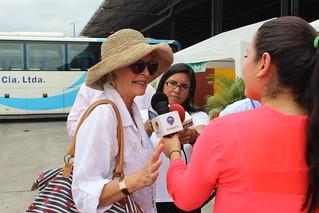 Minerva: Primer crucero que arriba al Puerto de Guayaquil en este año