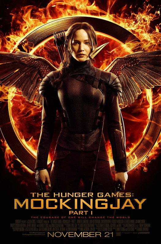 The Hunger Games - Mockingjay - Part I - Poster 24