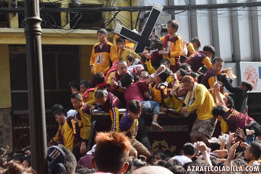 Feast of the Black Nazarene 2016–Best photos captured by Nikon D5300 DSLR