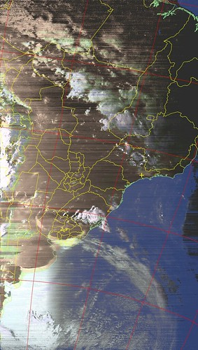 NOAA 18 at 23 Jan 2016 21:19:02 GMT