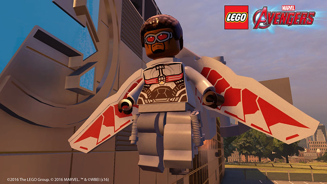 LEGO Marvel's Avengers gets free Captain America: Civil War and ...