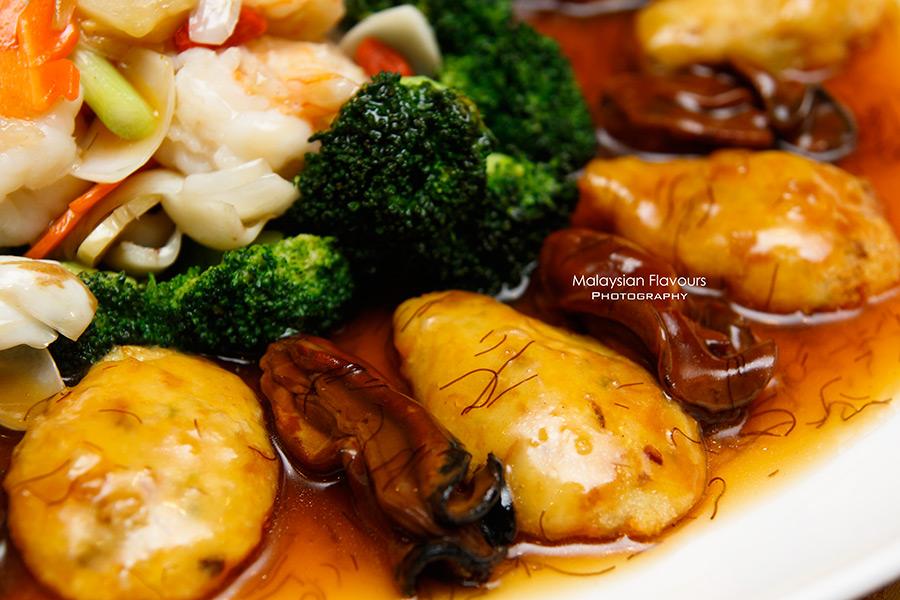 Eastin Hotel KL Ee Chinese Cuisine Restaurant CNY Menu