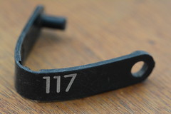 Ear Tag 117 - TROML - 1348