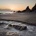 Westcombe beach by konaelf
