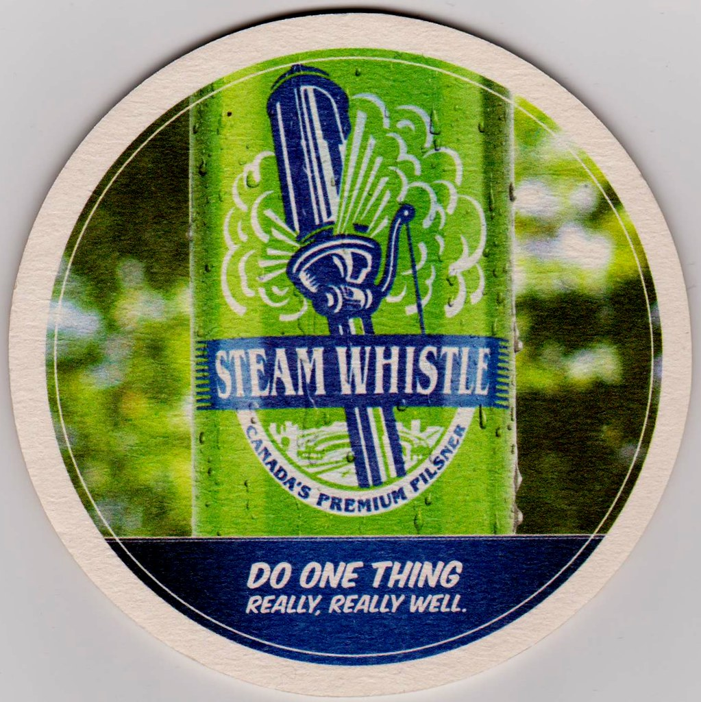 Steam Whistle   Who make a pilsner, and an unfiltered versio