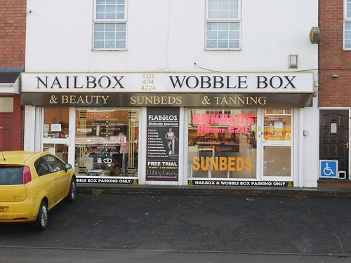 Nailbox / Wobble Box