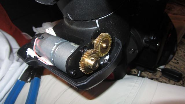 IMG_6710 Celestron Advanced VX motor