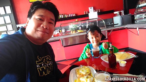 Weber's Delicatessen in Tagaytay