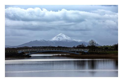 bridge ireland irish mountain lake landscape town scenery walks walk scenic mayo westport share castlebar fullard frankfullard