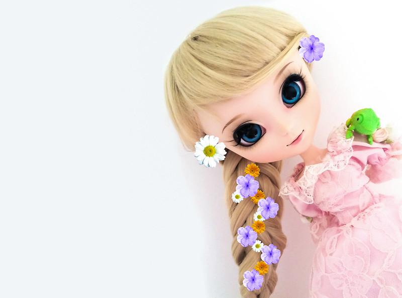 Cuentos: Rapunzel #52dollphotochallenge