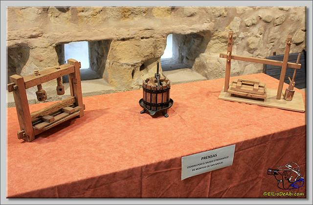 9 Exposición El Vino y el Chacolí en el Museo Histórico de Las Merindades
