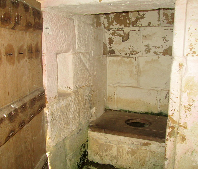 Mount Grace Priory Cell Sanitary Provision