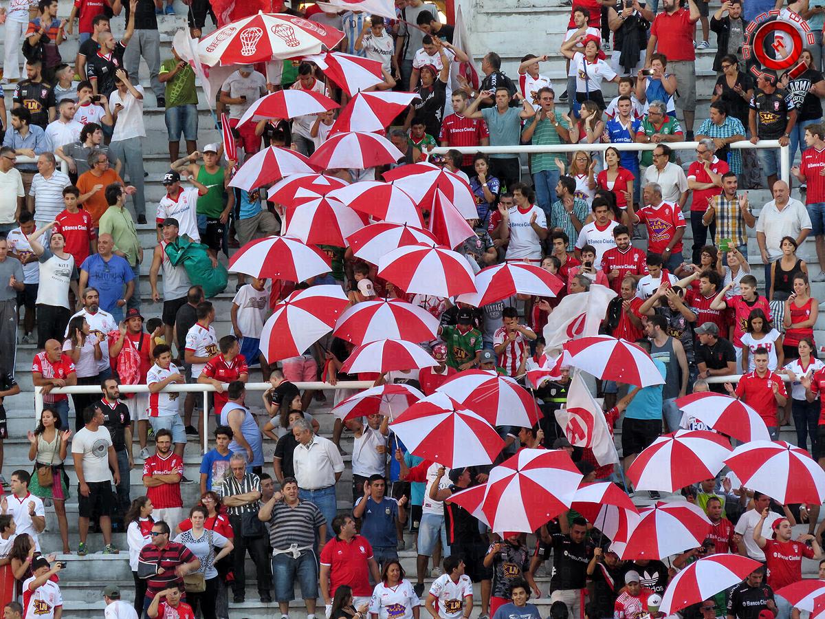 Fotos Huracán vs Caracas F. C.