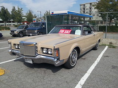 Unknown car show - Sep 30, 2015
