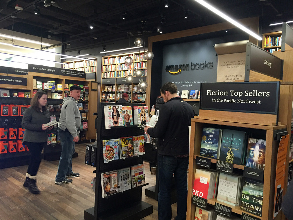 Amazon Books 3