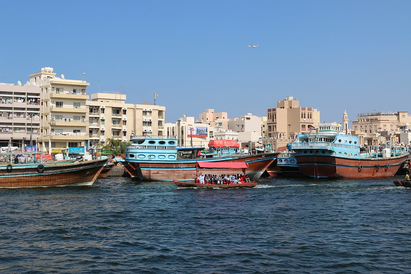 Dubai en www.oddcatrina.com