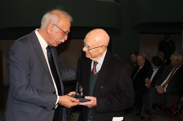 Συμμετοχή του ΑΝΥΕΘΑ Δημήτρη Βίτσα στις εκδηλώσεις στο Χαϊδάρι για τα 70 χρόνια του Όπλου των Διαβιβάσεων