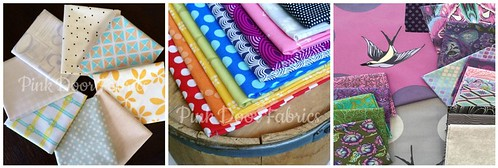 Stash building bundles at Pink Door Fabrics
