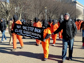 Not one step back: Close Guantánamo