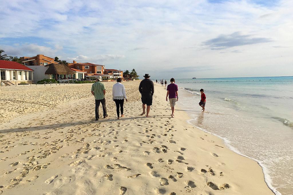 Riviera Maya Beach - Mexico