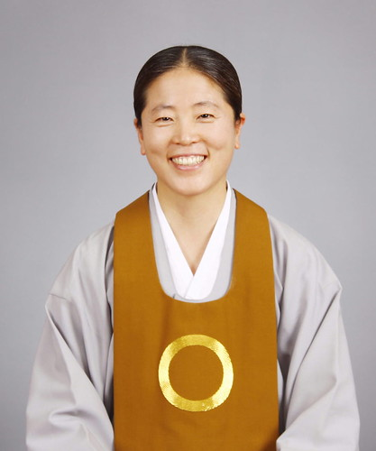 Reverend Kim Youngju Kim. From Won Buddhism Somerville