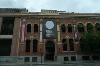 Buenos Aires - Museo de Arte Moderno