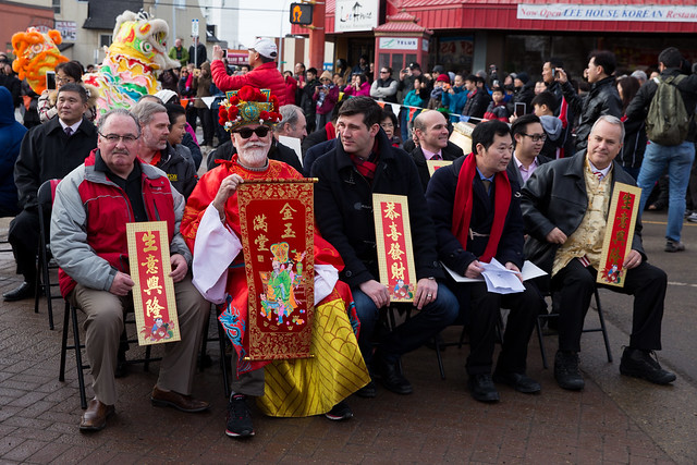 Lunar New Year in Chinatown