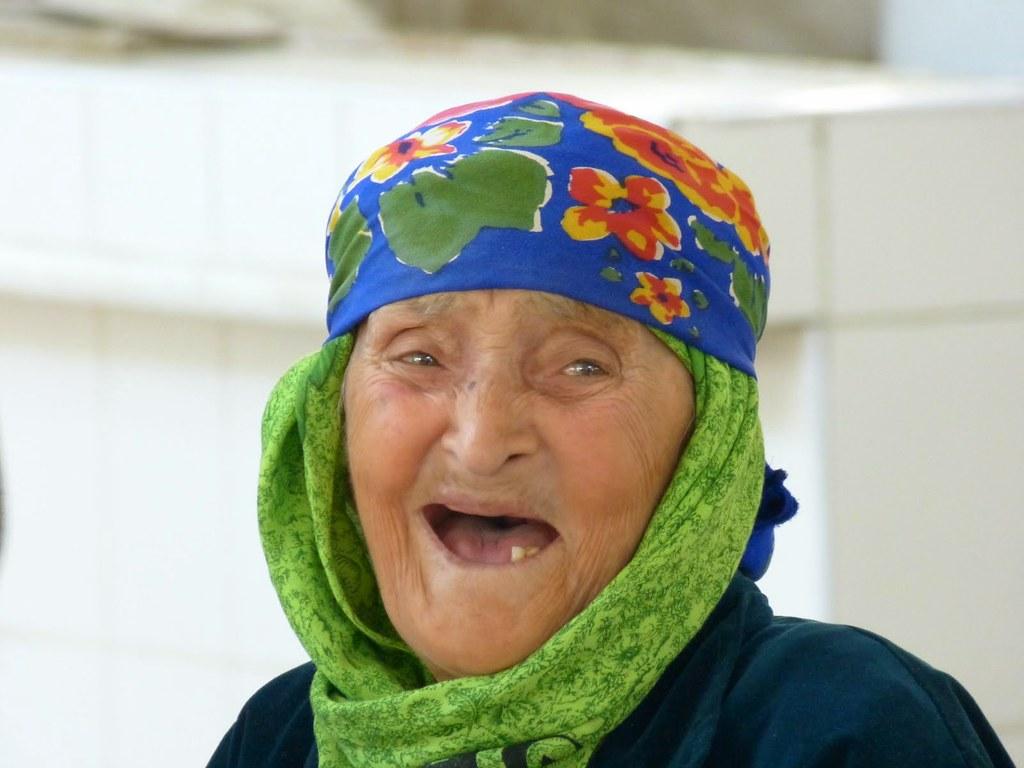 2014 Usbekistan - Menschen