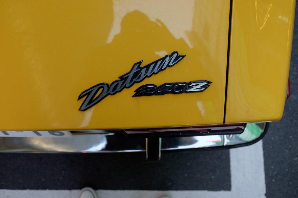 DATSUN 240Z 2016/03/12 X7007334