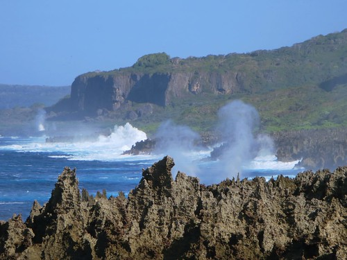 christmas island australia blowholes