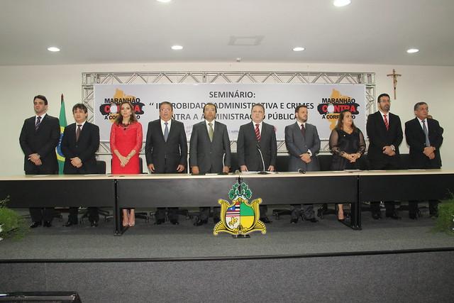 Seminário Improbidade Administrativa e Crimes contra a Administração Pública