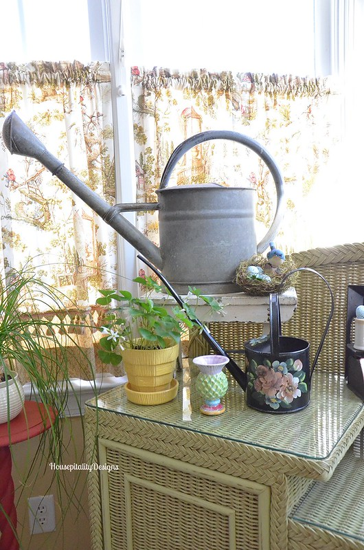 Vintage Watering Cans - Housepitality Designs