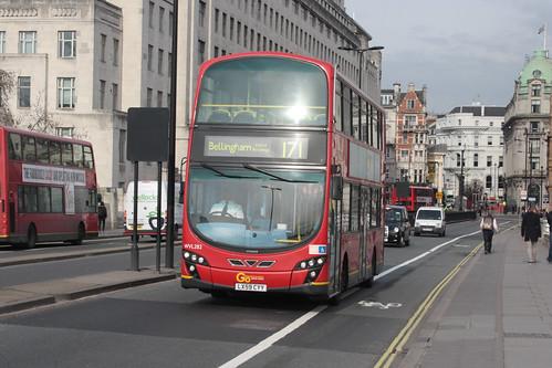 London Central WVL282 L59CYY