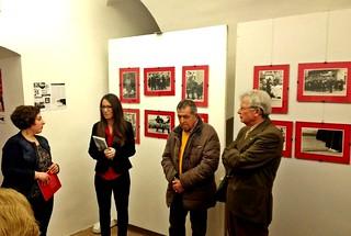 Da sinistra moderatrici Mariagrazia Milano e Eleonora Montrone_ Angelo Campanella e Onofrio Mancini