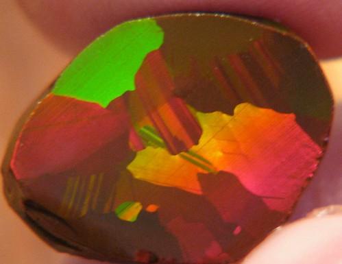 Rare Saturated Neon 5/5 Brilliant Puzzle Pattern Shewa Ethiopia Opal Rough Piece