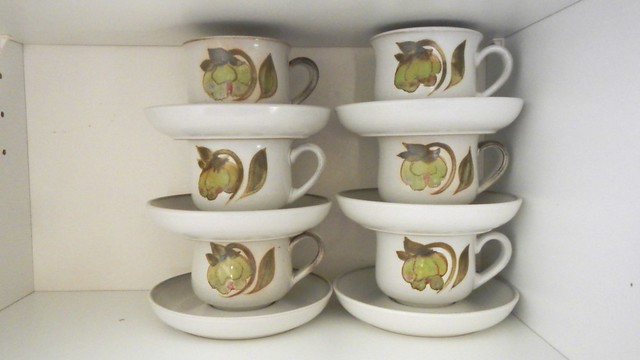 Cups & Saucers 4