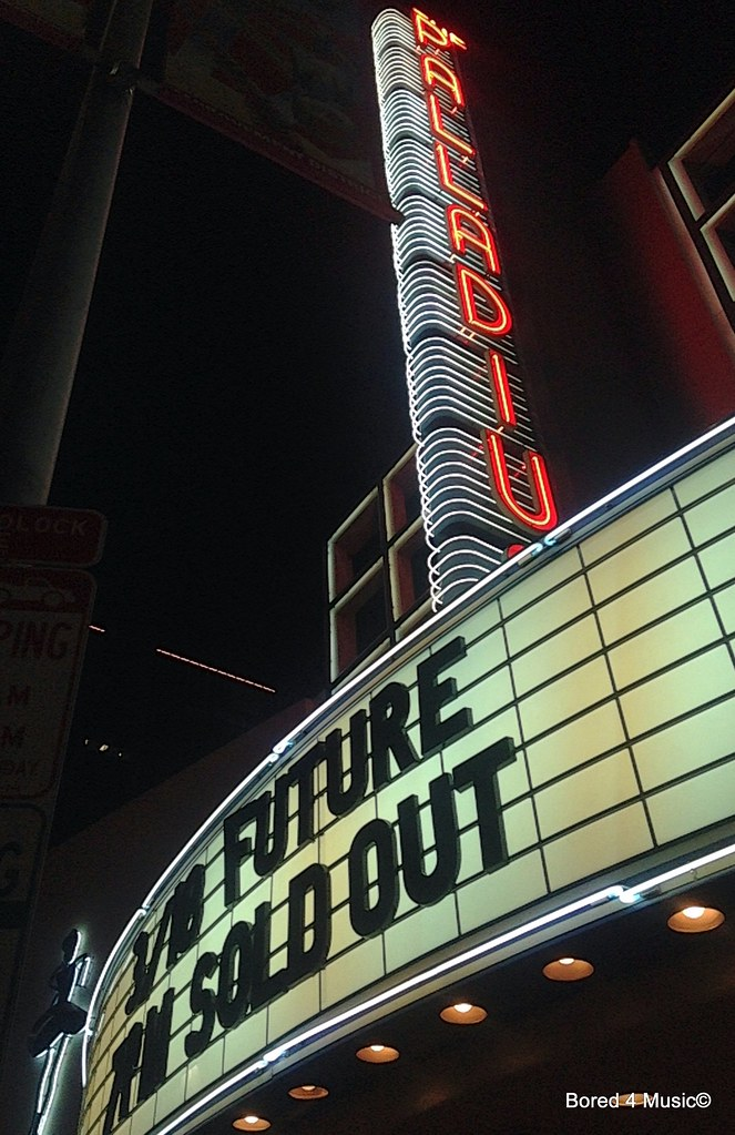 Future, Ty Dolla Sign, & Friends @ The Hollywood Palladium (03/18/16)
