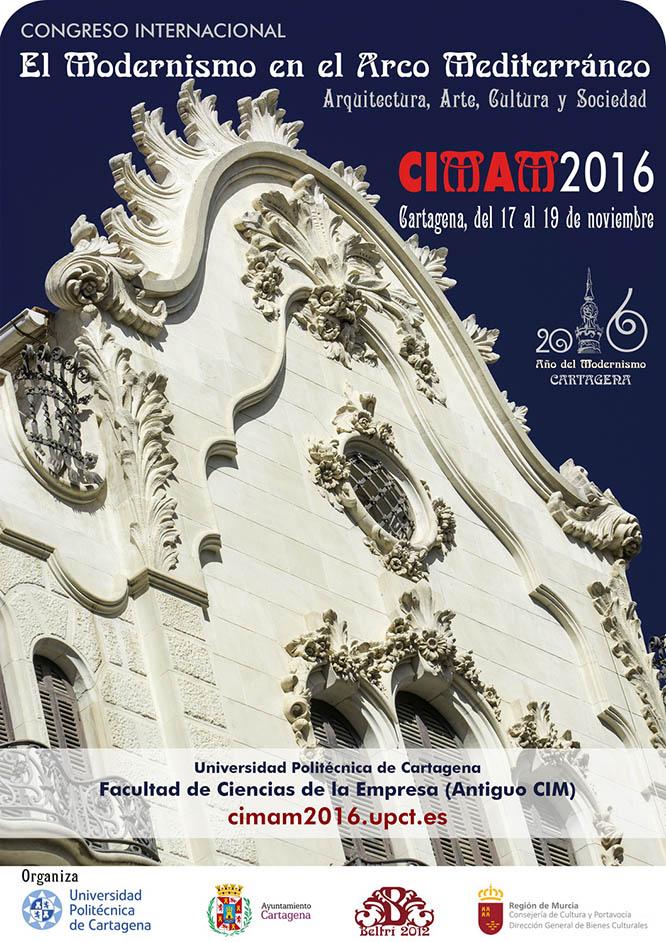 Cartagena acogerá un congreso internacional de Modernismo