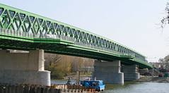 Apr 2: New Old Bridge, Bratislava