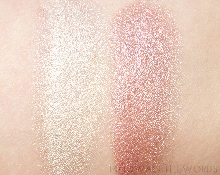 sothys sport retro chic collection ombres sothys jelly eyeshadows Ivoire lumineux and Rose tendre (2)