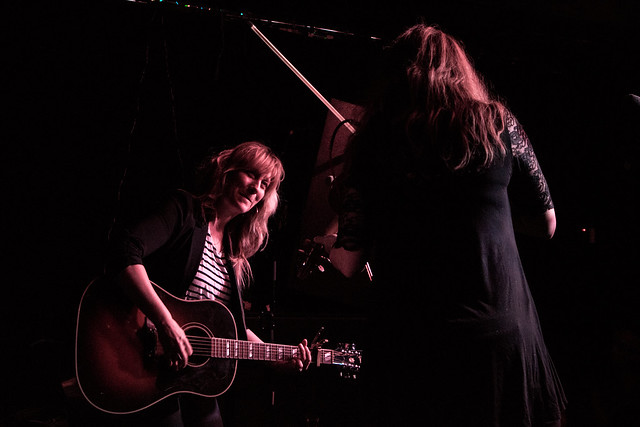 Amy Speace & Megan Palmer