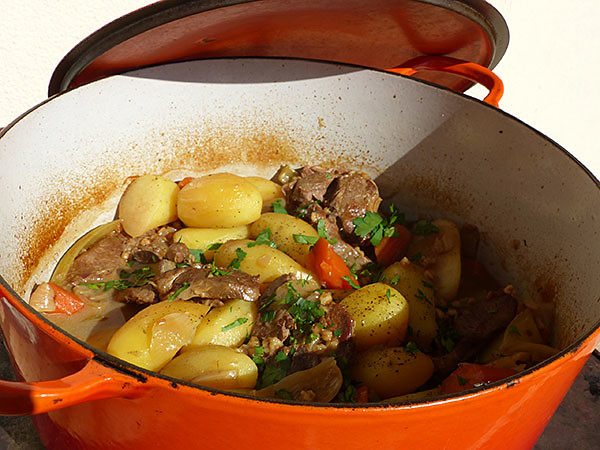 cocotte stew