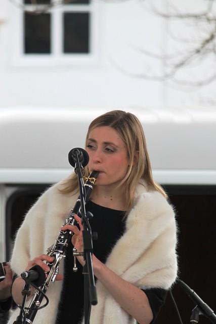 Hetty and the Jazzato Band at Piazza Italia X