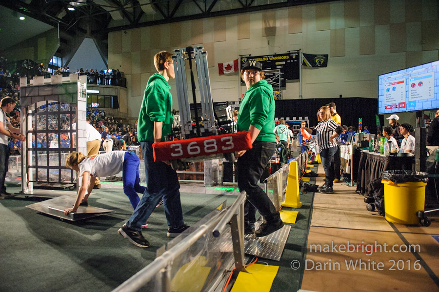 FIRST Robotics Regionals - UW - April 2016 311