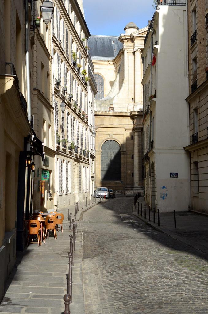 Rue Servandoni