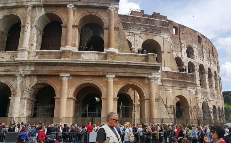 Colosseum Line Up