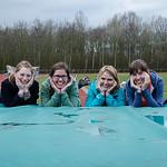 20160326 14de Gruute Blaarmeersenloop