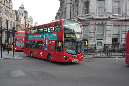 Arriva London North HV130 LJ13FEP